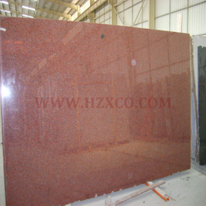 HZX- Ruby Red Granite