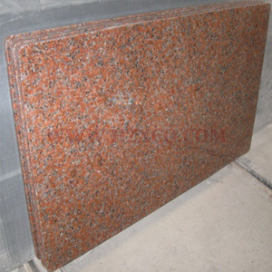 Marple Red Granite Countertop