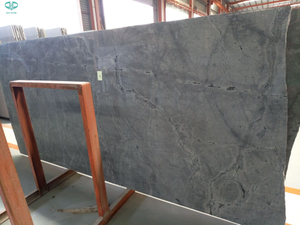 Atlantic Grey Marble Slabs