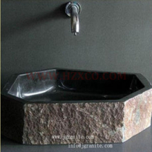Black Basalt Natural Sink