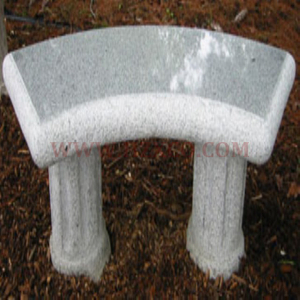 HZX-Grey Granite Bench