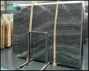 HZXCO Black Wood Vein Marble
